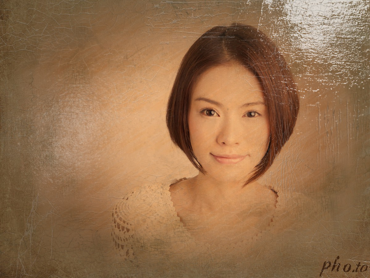 Converting portrait photo to oil painting