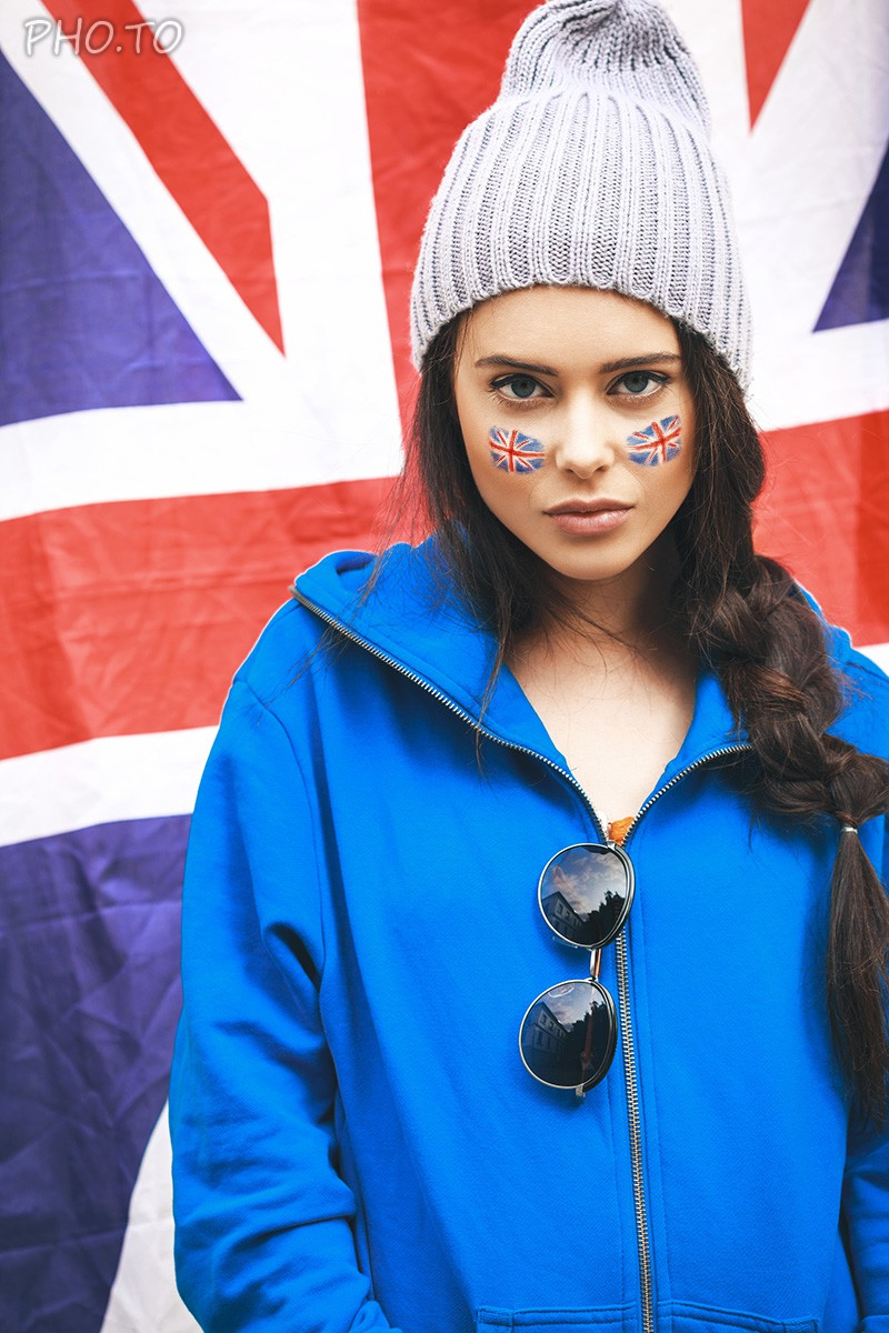 UK facepaint is the easiest way to support United Kingdom of Great Britain and Northern Ireland.