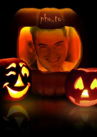Jack-O-Lantern generator to carve your photo into stencil