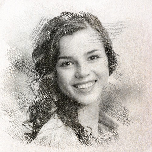 Turn your photo into a graphite pencil sketch online Free sketching online