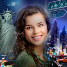 New York Resim Arka Fonu