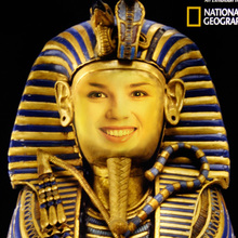 Real King Tut