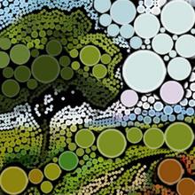 Circle Mosaic