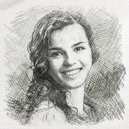 Turn your photo into art with 39 sketch 39 effect for Sketch it online