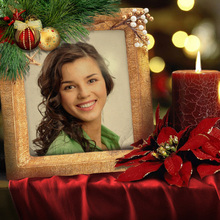 Christmas Bliss Frame