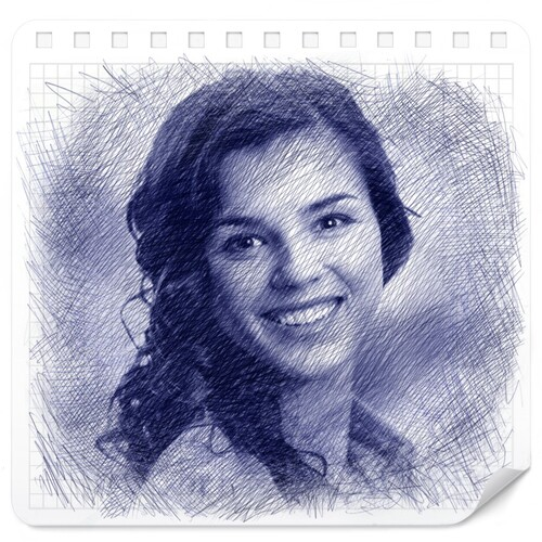 Turn Your Photo into Art with 'Pen Sketch' Effect