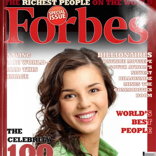 Pon Tu Cara En La Revista Forbes Gratis