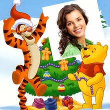 Winnie Poohs Weihnacht