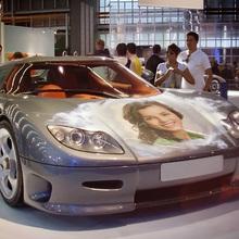 Koenigsegg Car
